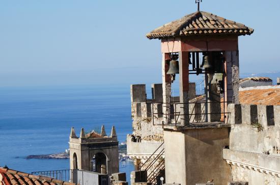 El Jebel Hotel: 屋上からの眺め