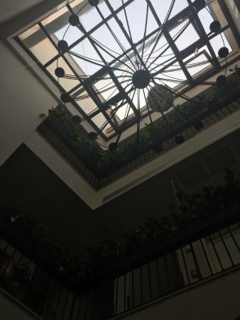 Hotel Residence Agnes: Atrium