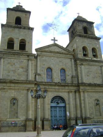 Catedral de San Bernando