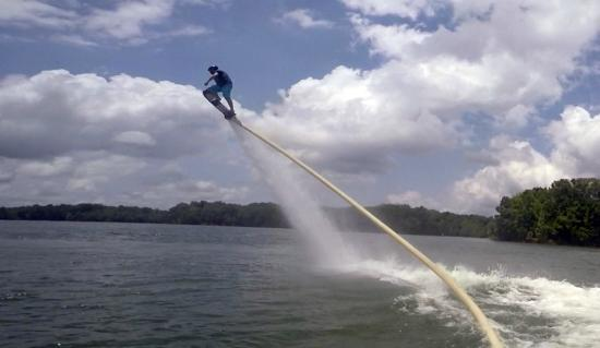 Center Hill FlyBoard
