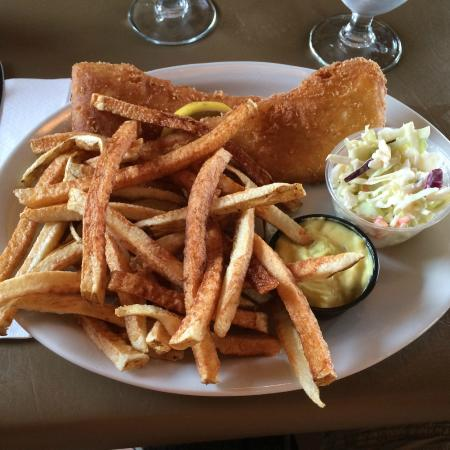Lakeview Inn: Fish and Chips