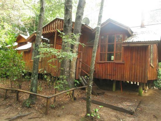 Cabanas Lemunantu Salto del Indio