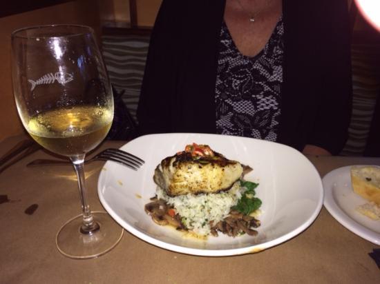 Bonefish Grill: Great Sea Bass
