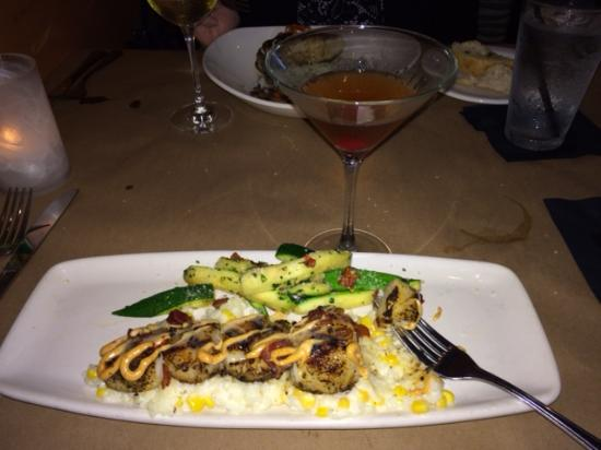 Bonefish Grill: Wonderful Scallops