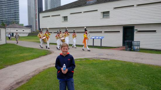 Fort York National Historic Site: Band