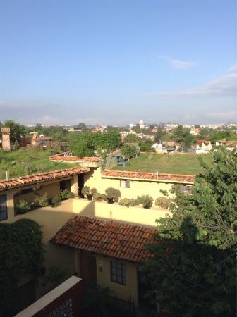 Hacienda El Santuario: Un hotel con ecológico orgullosamente mexicano.