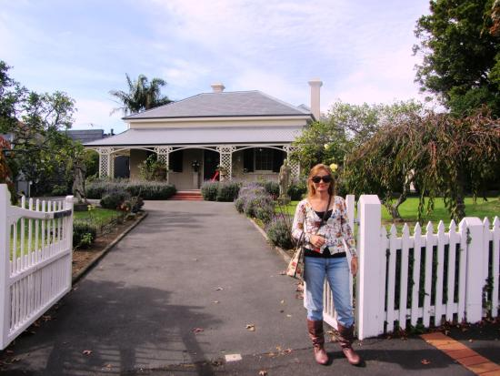 Historic house on Parnell Rd