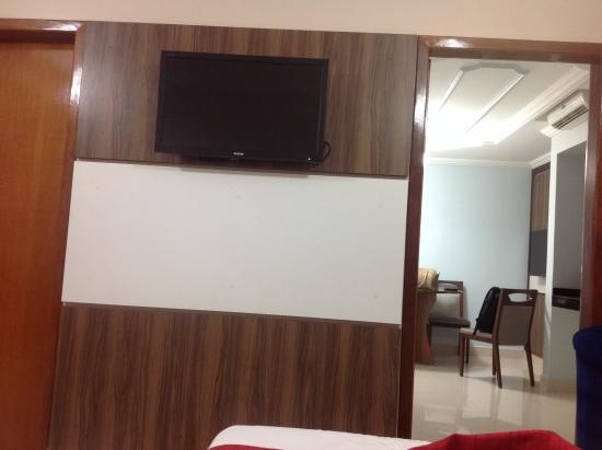 Amazonia Tower Hotel: Sala