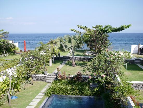 Bali Diamond Villas : 景觀