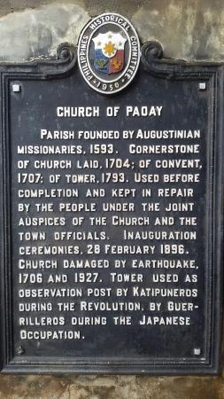 Paoay, Philippines: St Augustine's Church