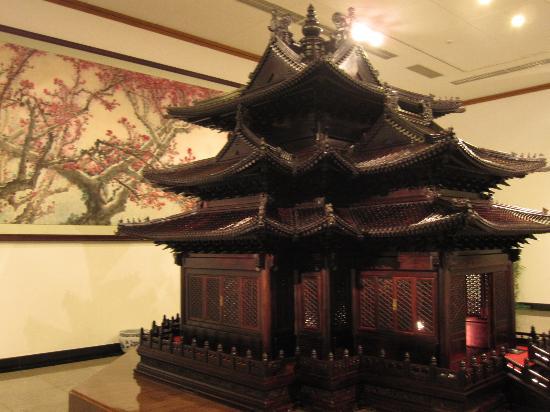 China Red Sandalwood Museun : 精緻な彫刻に驚きます