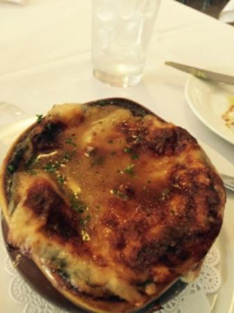 La Sen Bistro: French Onion Soup