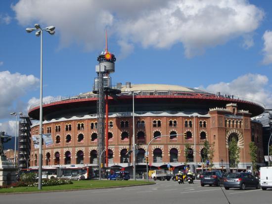 Centro Comercial Arenas De Barcelona
