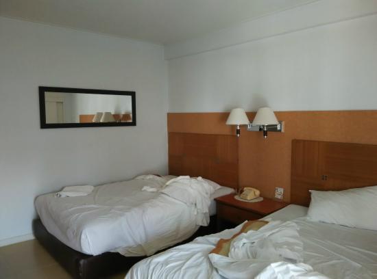 Hotel Beverly Plaza Pattaya: Delux Room