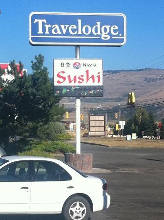 Nicola sushi restaurant