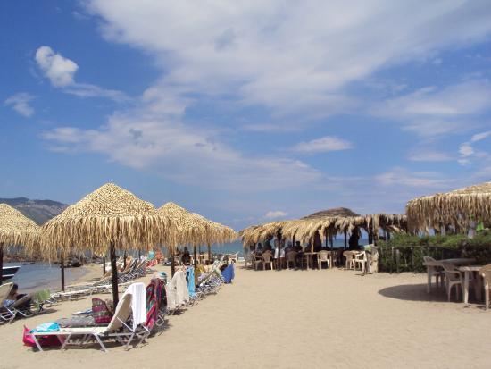 Kavos, اليونان: Lichadonissia, Monolia beach