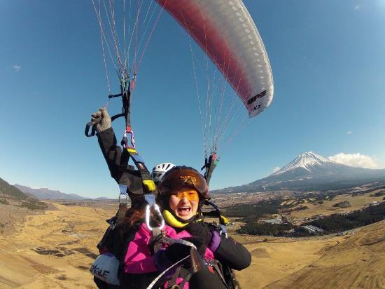 Asagiri Kogen Paraglider School