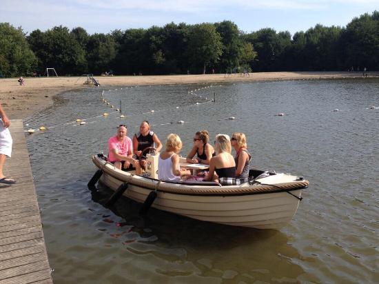 Bovenkarspel, Países Bajos: IJgenweis Eten & Drinken