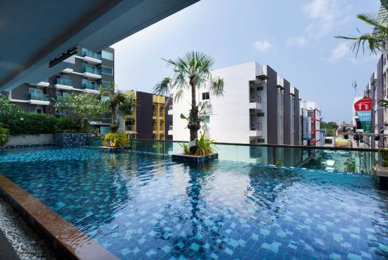 Andakira Hotel : Facilities Infinty Pool  (5)