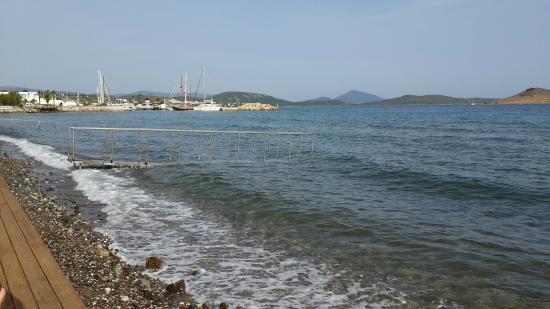 Hotel Amfora: Deniz