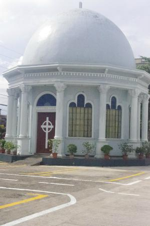 Borongan, Φιλιππίνες: Chapel in Cathedral grounds