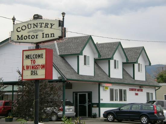 country motor inn livingston mt motel reviews