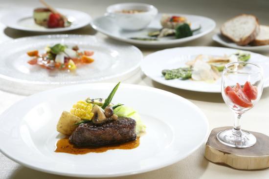 Hotel Forest Hills Nasu: レストラン夕食