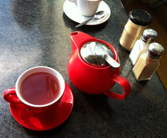 Candelo, Australia: Ginger Kiss Tea