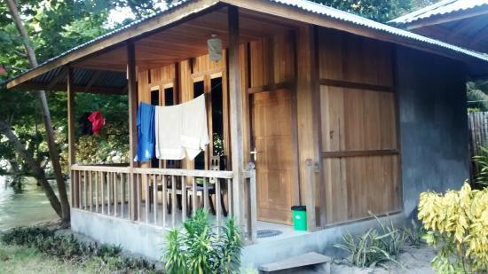 Cakalang Bunaken: One of the rooms