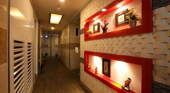 Seoul Story House: номер