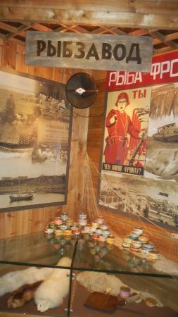 Dudinka, Russia: Таймыр в годы Великой Отечественной войны