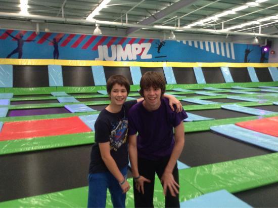Jumpz Trampoline Park