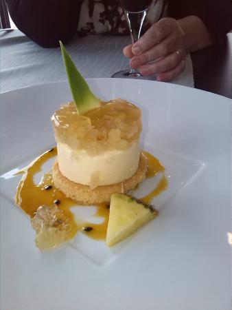 Dessert Picture Of La Terrasse Du Beaujolais Chiroubles