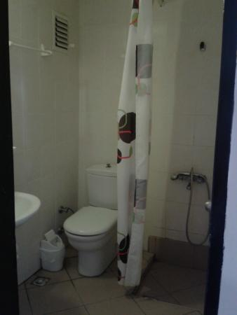 Melike: kupatilo u mojoj sobi