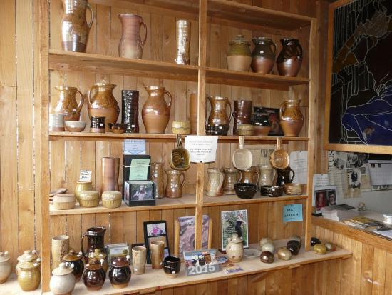 Horseshoe Mountain Pottery: For sale !