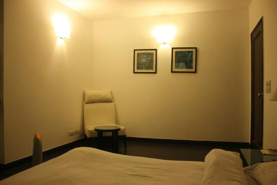 Trinity Art Hotel: Моя комната