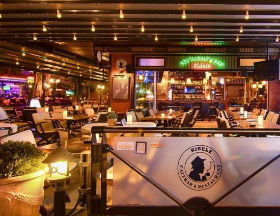 Kibele Restaurant Marmaris Turkey
