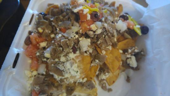 Papa Gyros: Greek nachos!