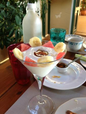 Kaliviani Traditional Hotel: breakfast - delicious, local