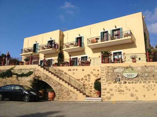 Kaliviani Traditional Hotel: b&b