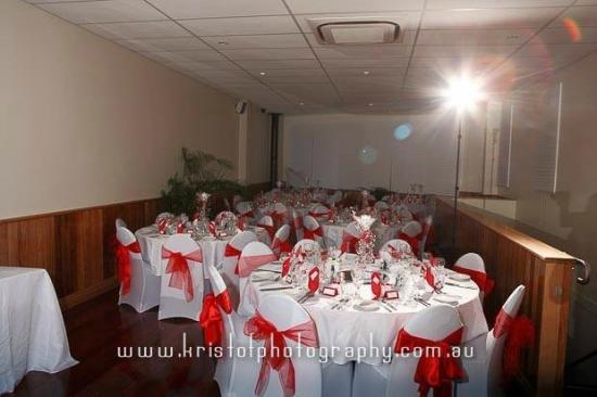 Wedding Reception February 2014 Table Setup Picture Of Da Ricardos