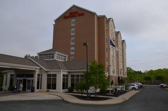 Hilton Garden Inn Albany / SUNY Area: Hotel view