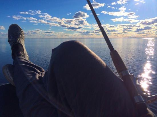Mistissini, Canada: Paradis de la pêche et paysages extraordinaires