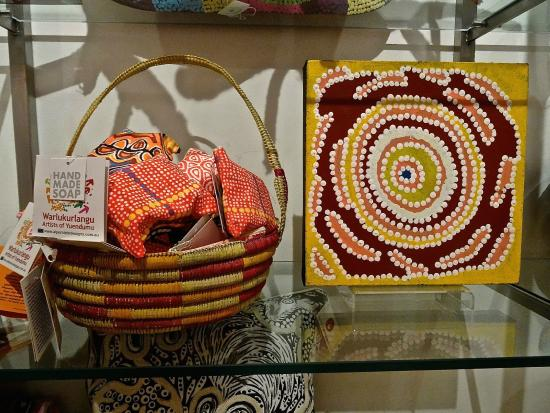 Aboriginal art craft picture of flinders university for 108 north terrace adelaide sa 5000