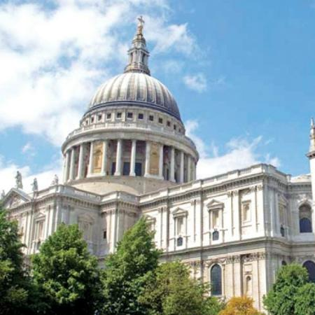 Excursion UK: St Pauls