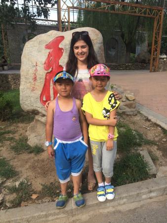 Wangxi Park: В парке с маленькими друзьями