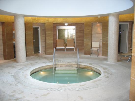 Bagno turco e sauna - Picture of Terme di Saturnia Spa & Golf Resort ...