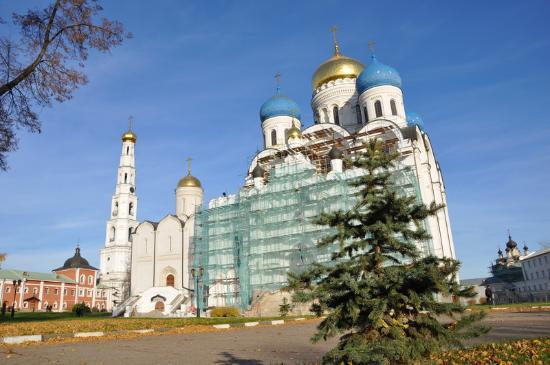 Church of the Savior Transfiguration of Ugresh Monastery of St. Nicholas