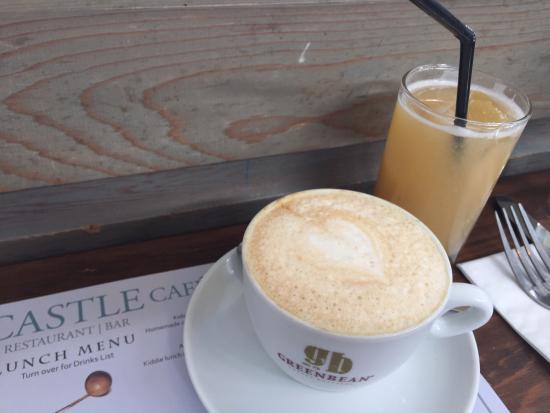 The Castle Cafe
