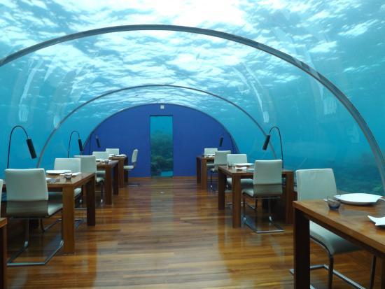 Wellcom drink picture of conrad maldives rangali island for Conrad maldives rangali